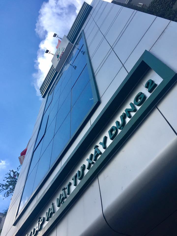 Thông báo thay đổi địa chỉ trụ sở Công ty CM2
