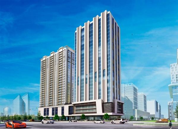 CM2 Tiếp tục ký hợp đồng Hoàn thiện Khối căn hộ trong Cụm cao ốc 152 Điện Biên Phủ