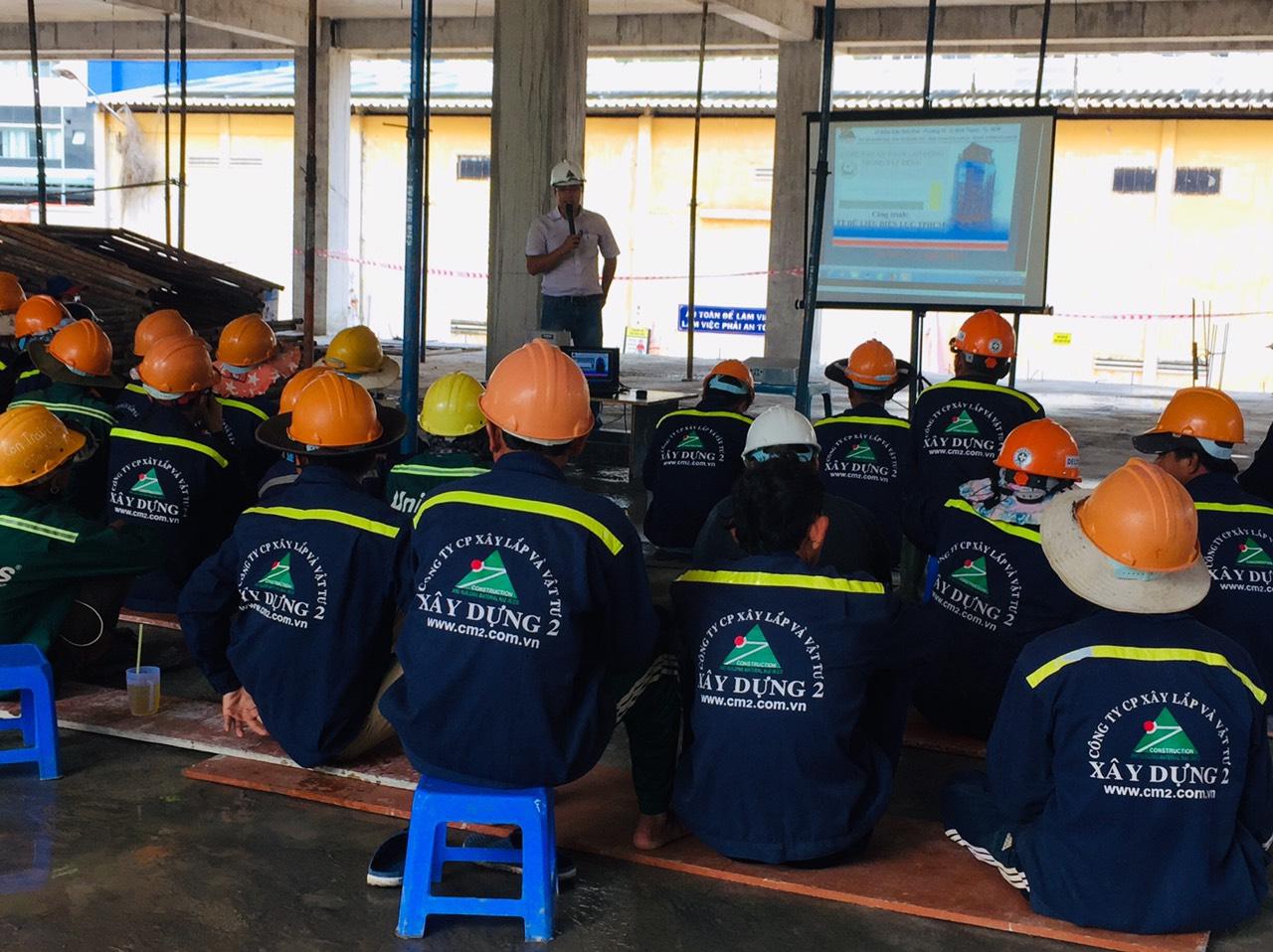 Tập huấn An toàn lao động định kỳ