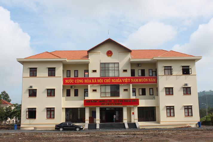 Quy định mới về tổ chức các cơ quan chuyên môn  thuộc UBND cấp huyện